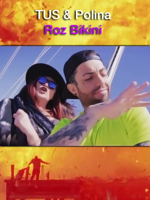 TUS & Polina – Roz Bikini