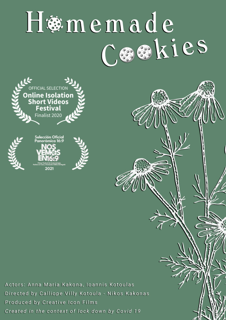 Homemade Cookies short film trailer